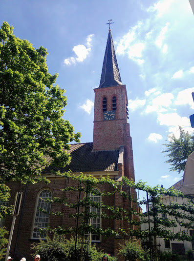 Протестантска църква в Зандворт.