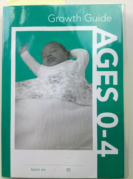 De GroeiGids на английски език, за родители на деца на 0-4 г.