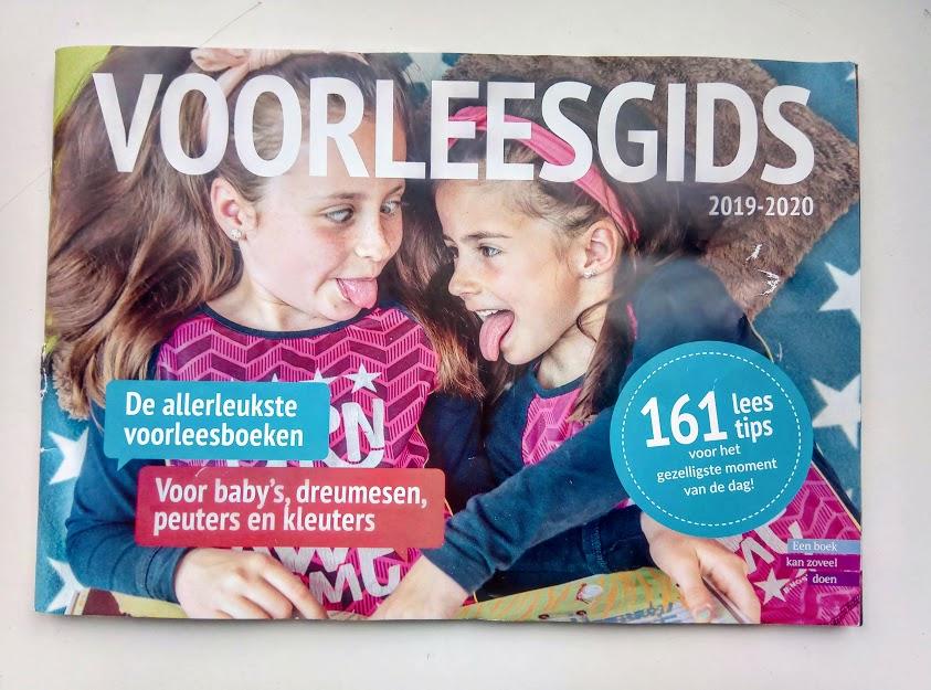 """Брошура със съвети за книжки за децата до 6-годишна възраст: """"Voorleesgids"""""""
