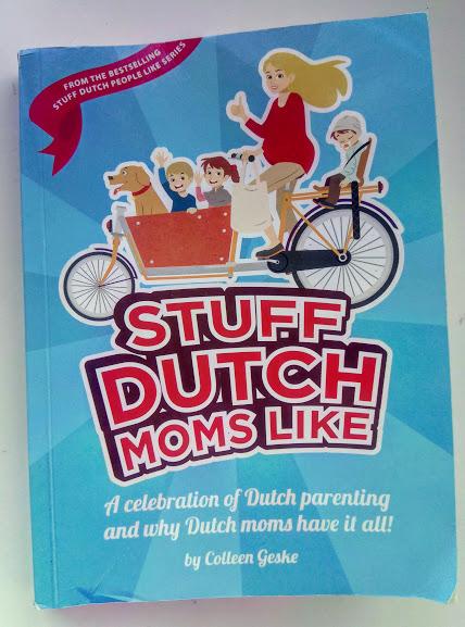 """Корицата на книгата """"Stuff Dutch Moms Like"""""""