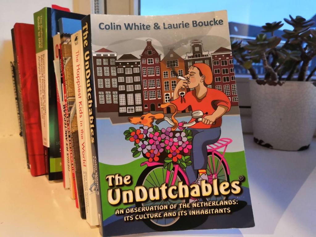 The UnDutchables книга за Нидерландия