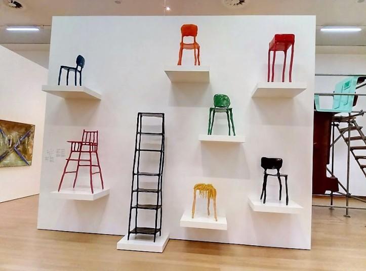 Дизайнът е една от основните теми в Stedelijk Museum.