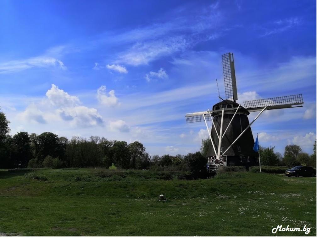 Холандските пейзажи само чакат четката на някой художник!