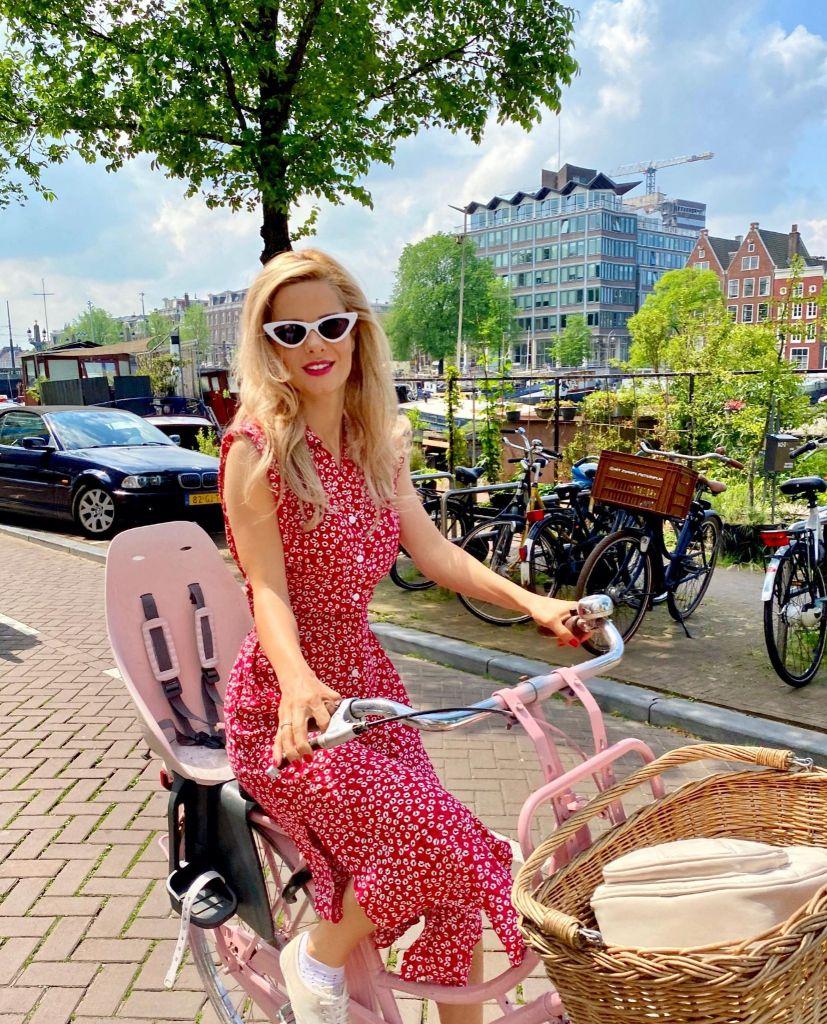"""""""Как откраднаха първото ми колело"""" Amsterdam, Netherlands"""