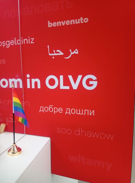 OLVG има болници на няколко места в Амстердам.